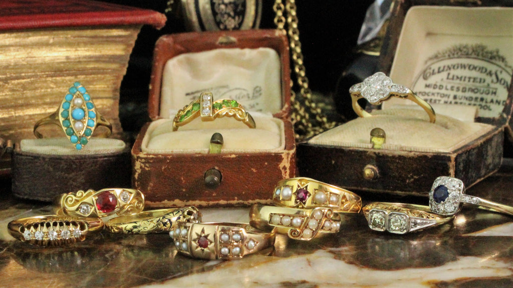 Vintage & Antique Rings