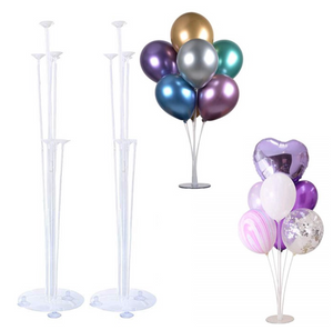 Acrylic Balloon Stand Set