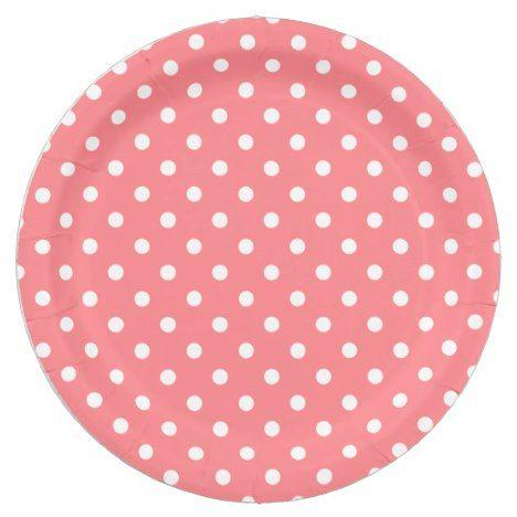 Paper Plates with Polka Dots 9