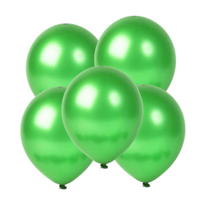 "Metallic Balloon 12"" (5 pcs)"