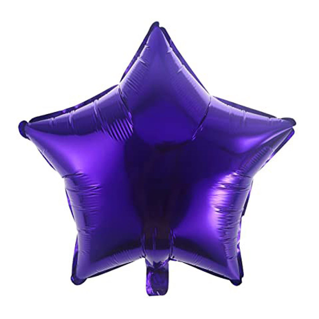 Foil Balloon Star 18