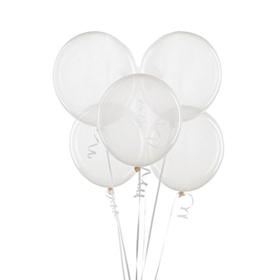 Transparent Balloon 12