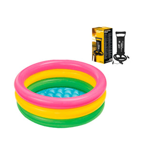 Small Pool and Pump Set