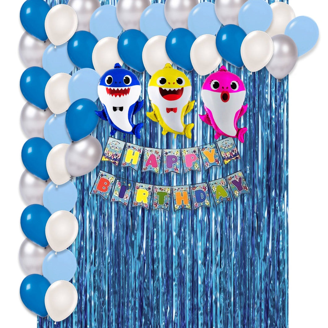 Kiddie Bundles - Baby Shark Birthday Bash