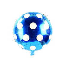 Load image into Gallery viewer, Foil Balloon with Polka Dots