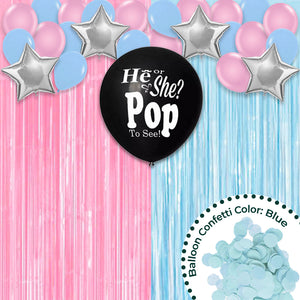 Baby Milestone - Gender Reveal Bundle (BOY)