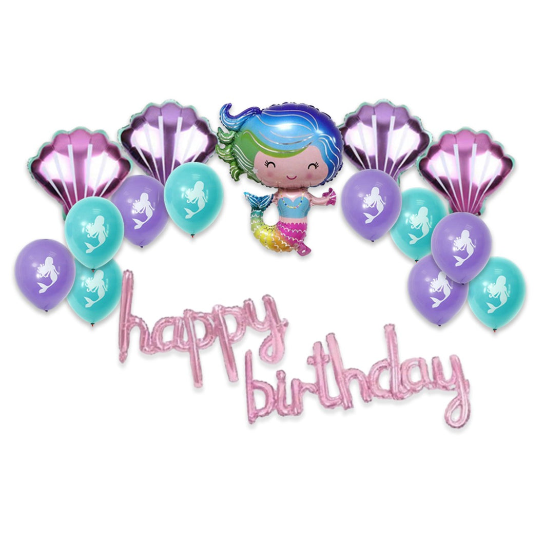 Petite Kiddie Bundles - Mermaid Paradise