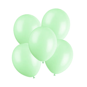 "Pastel Balloon 10"" (5 pcs)"