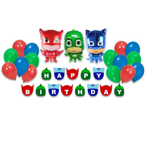 Petite Kiddie Bundles - Party with PJ Masks!