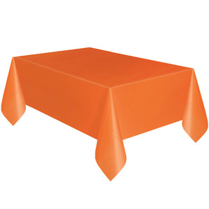 Plastic Table Cover