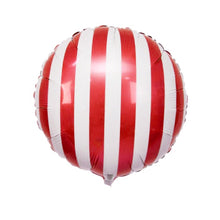 Load image into Gallery viewer, Foil Balloon with Stripes