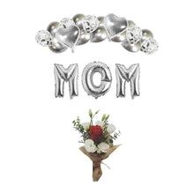 Load image into Gallery viewer, Mom's The Best! - Mother's Day Set (with Flowers)
