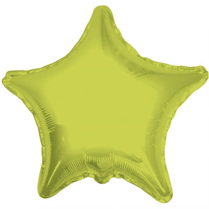 Foil Balloon Star 18""