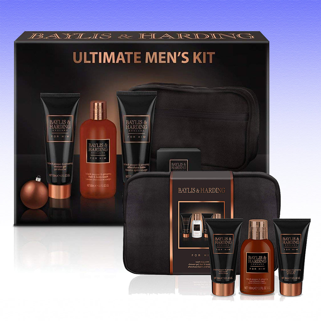 Bayliss & Harding Gift Set - Ginseng