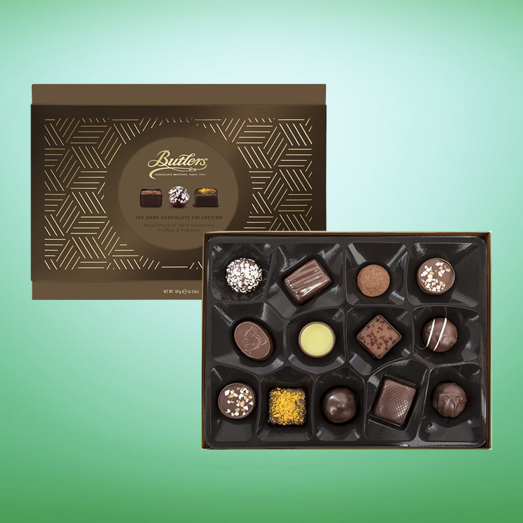 Butlers Dark Chocolate Collection 185g