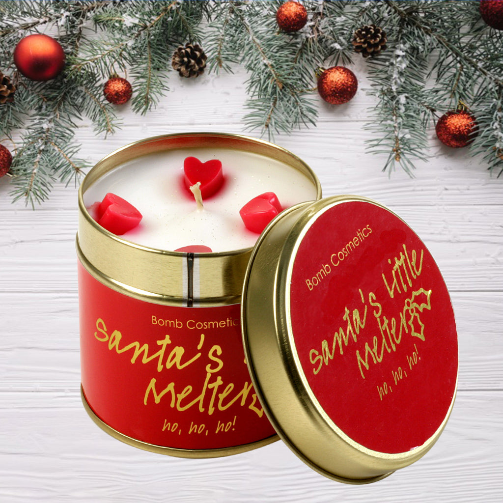 Santas Little Melter Scented Candle