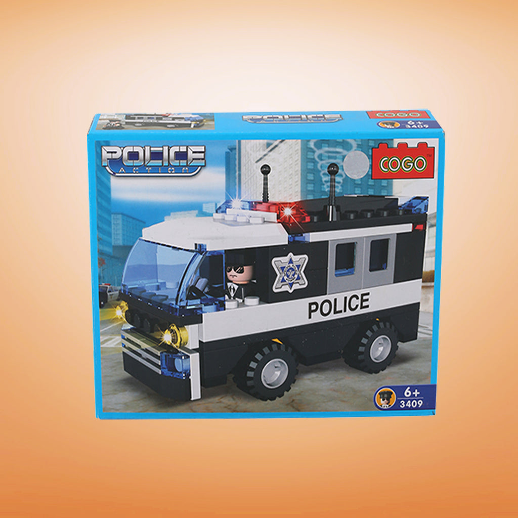 Cogo Police Action Set