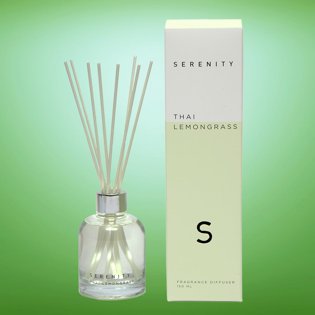 Thai Lemongrass Reed Diffuser