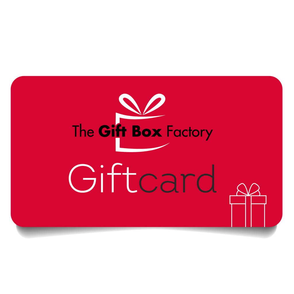 The Gift Box Factory Gift Card