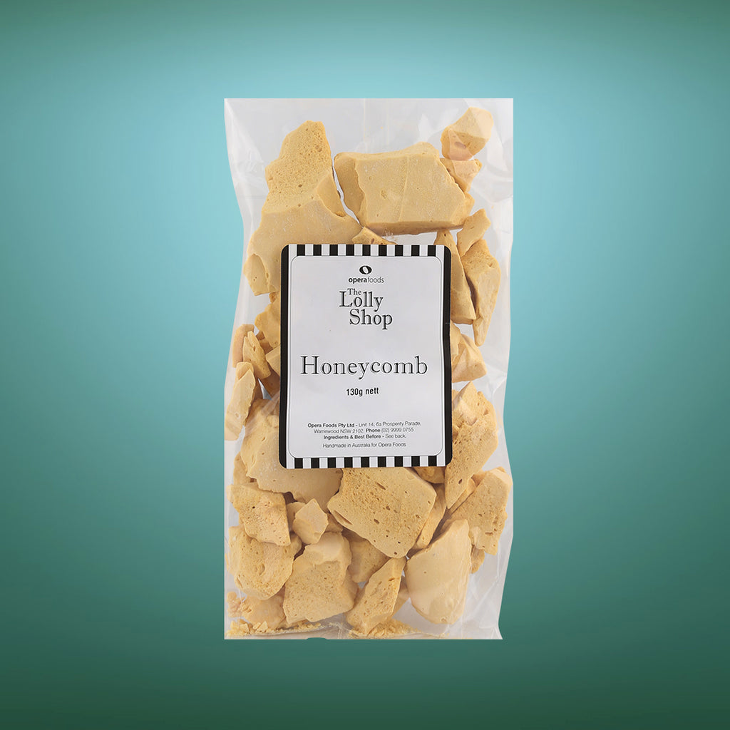 The Lolly Shop Honeycomb 130g