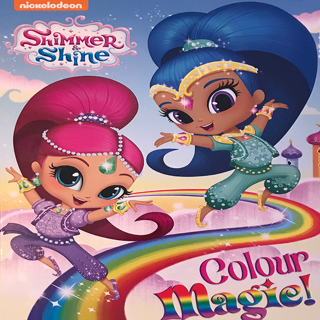 Nickelodeon Shimmer & Shine Book