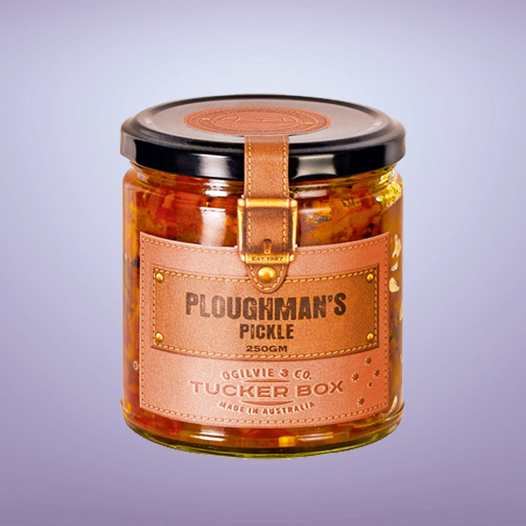 Tucker Box Ploughman's Pickle