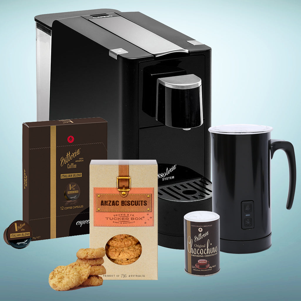 Vittoria Coffee Machine Set