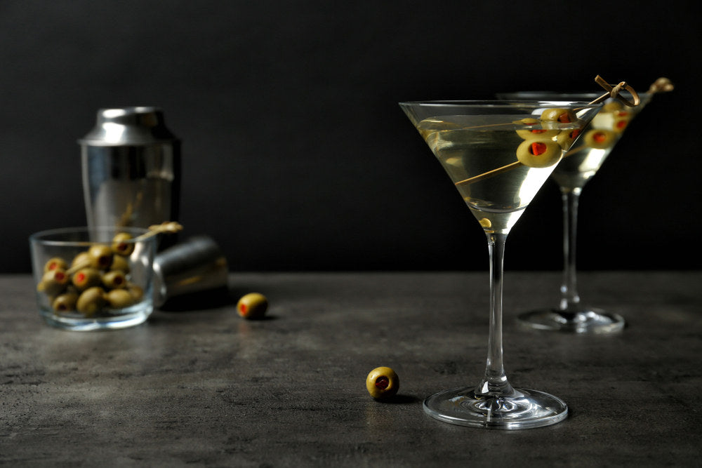 The Classic Martini (and How to Make It Unique)