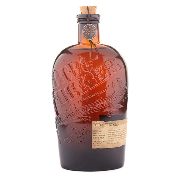 Bib & Tucker Small Batch Bourbon - 750ml