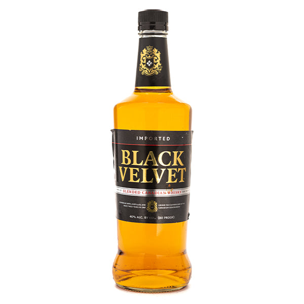 Load image into Gallery viewer, Black Velvet Canadian Whiskey - 750ml