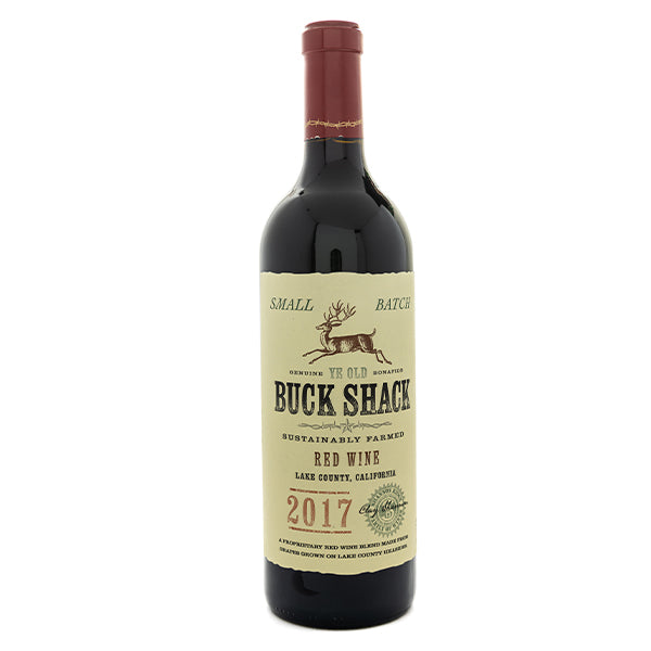 Buck Shack 2017 Red Wine