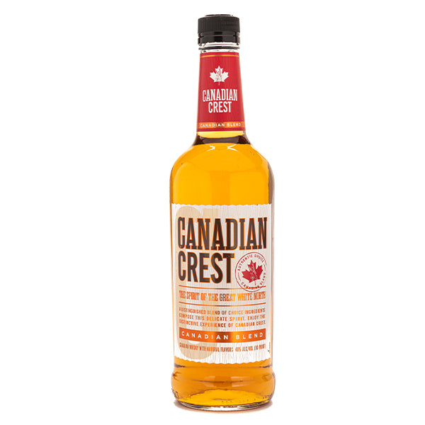 Canadian Crest Whiskey - 750ml