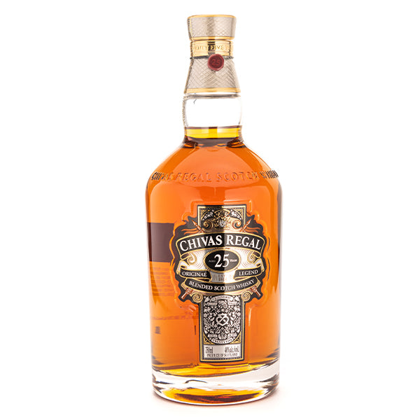 Chivas Regal Scotch 25 Year - 750ml