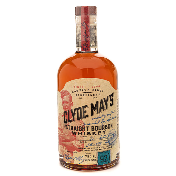 Clyde May's Straight Bourbon - 750ml