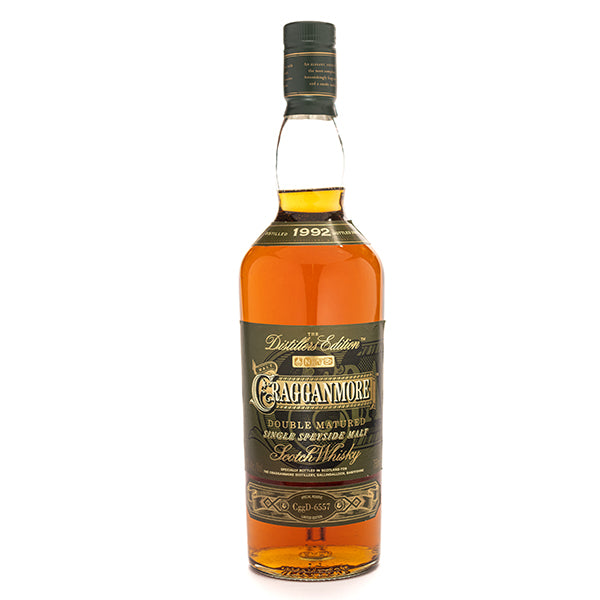 Cragganmore Scotch Whiskey - 750ml