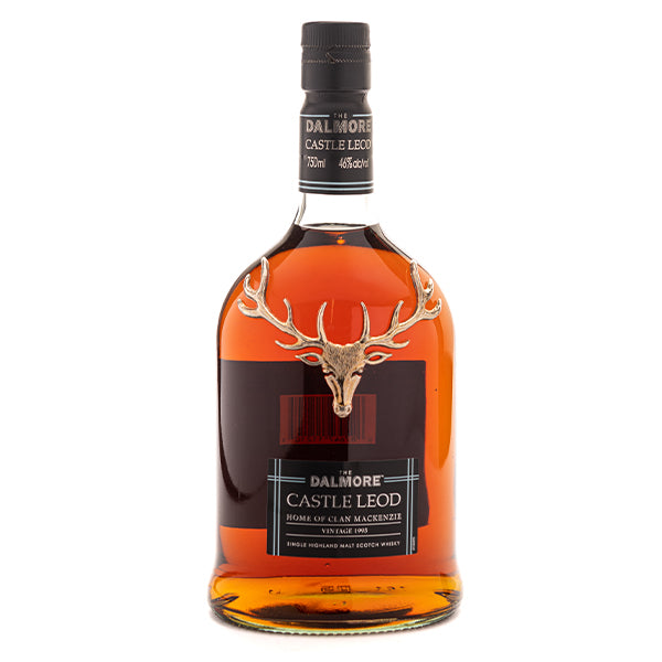 Dalmore Castle Leod Scotch