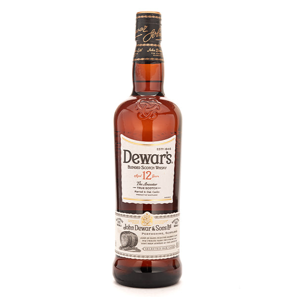 Dewar's Scotch 12 Year - 750ml