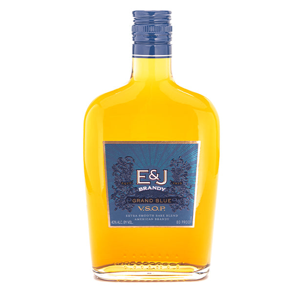 E&J Brandy Grand Blue VSOP - 750ml
