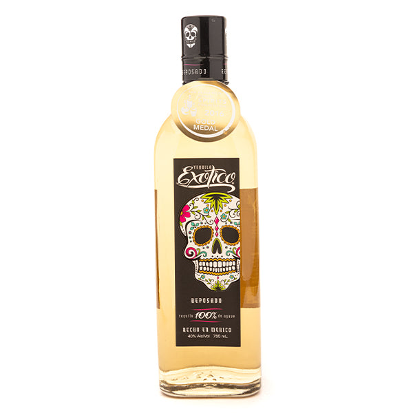 Exotico Tequila Reposado - 750ml