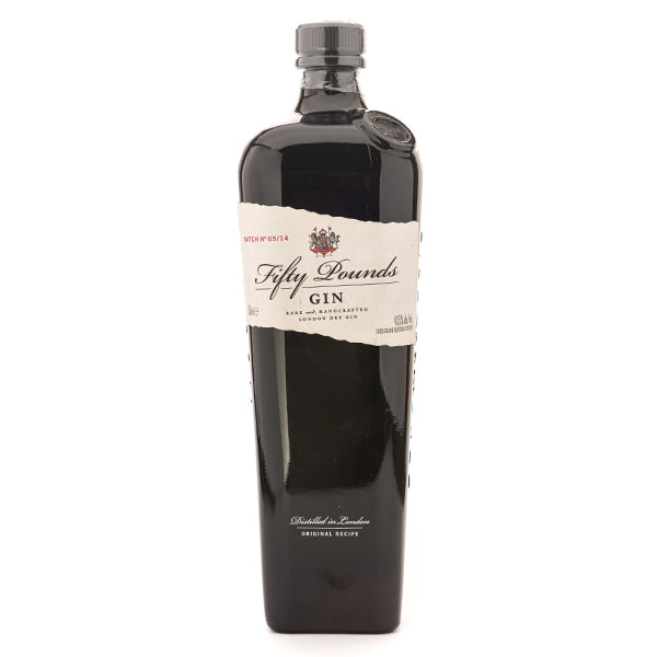 Fifty Pounds Gin - 750ml
