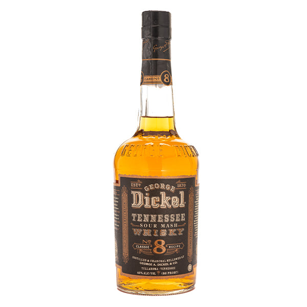 George Nickel Sour Mash Whiskey 8 Year