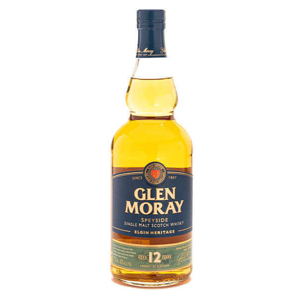 Glen Moray Scotch 12 Year - 750ml