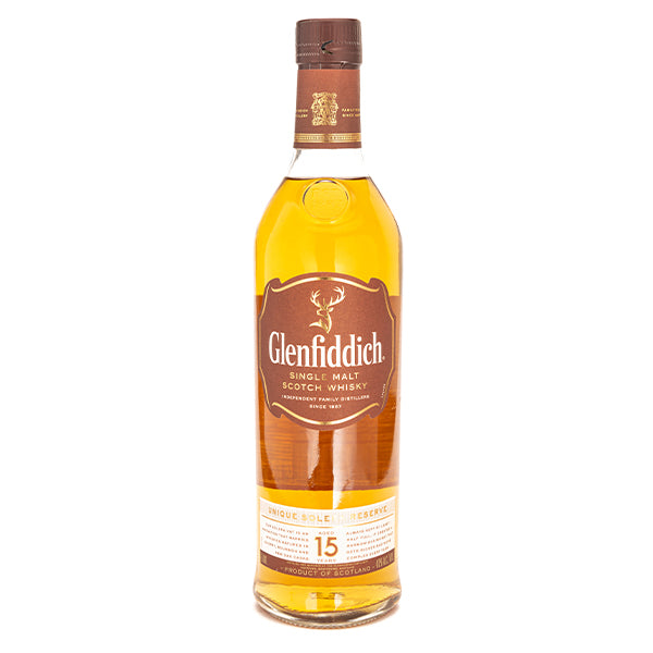 Glenfiddich Scotch 15 Year - 750ml