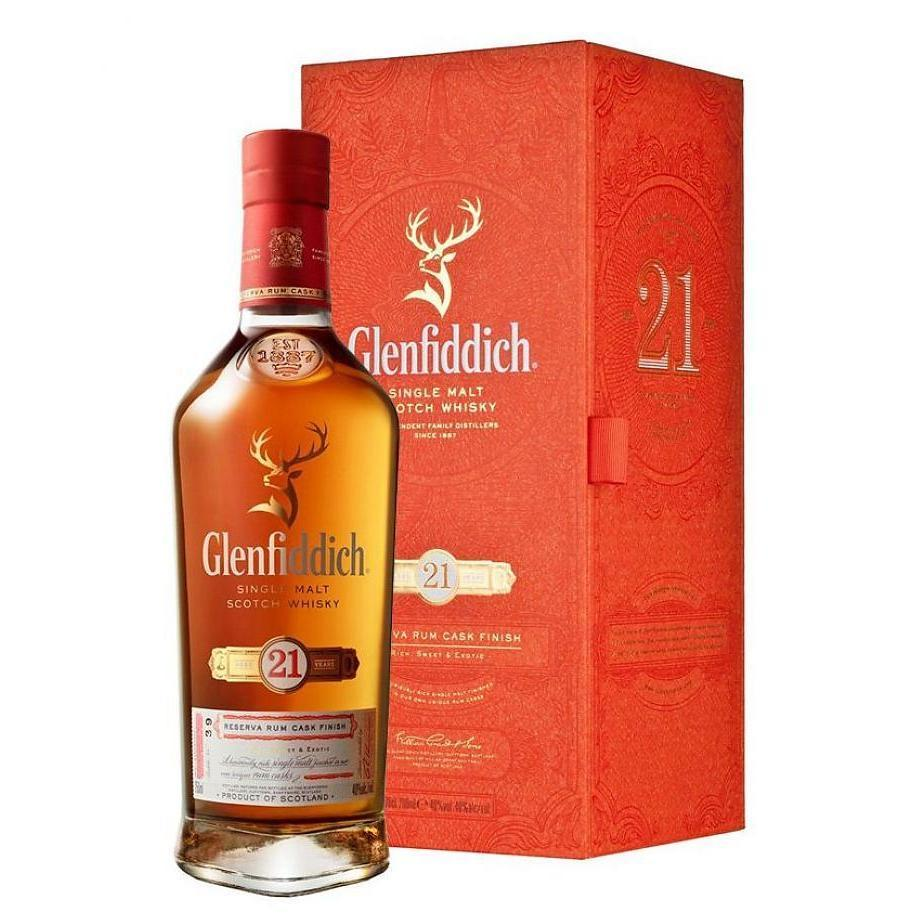 Glenfiddich Scotch 21 Year - 750ml