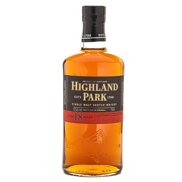 Highland Park Scotch 18 Year - 750ml