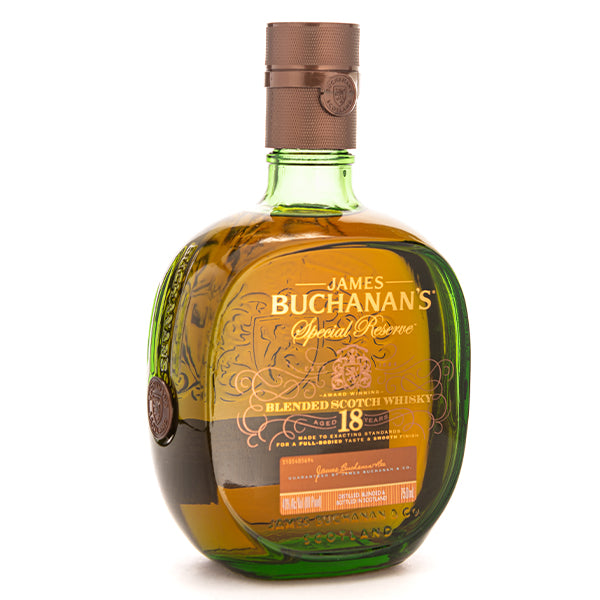 James Buchanan's Special Reserve Scotch 18 Year - 750ml