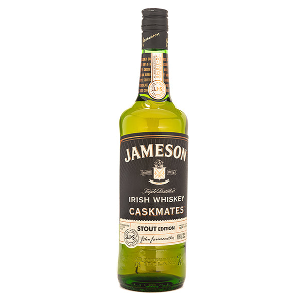 Jameson Caskmates Irish Whiskey Stout Edition