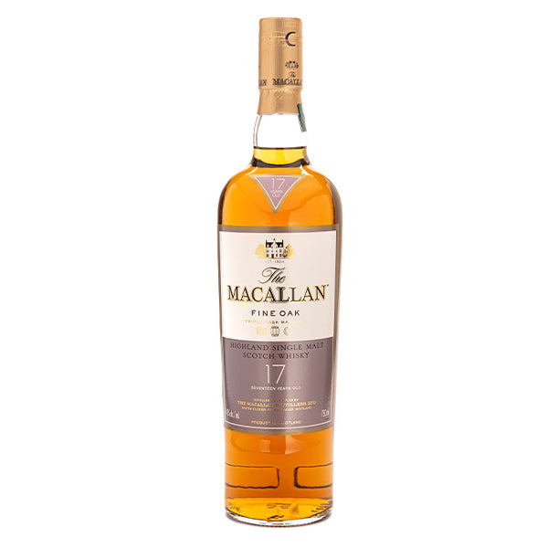 Macallan Fine Oak 17 Year - 750ml