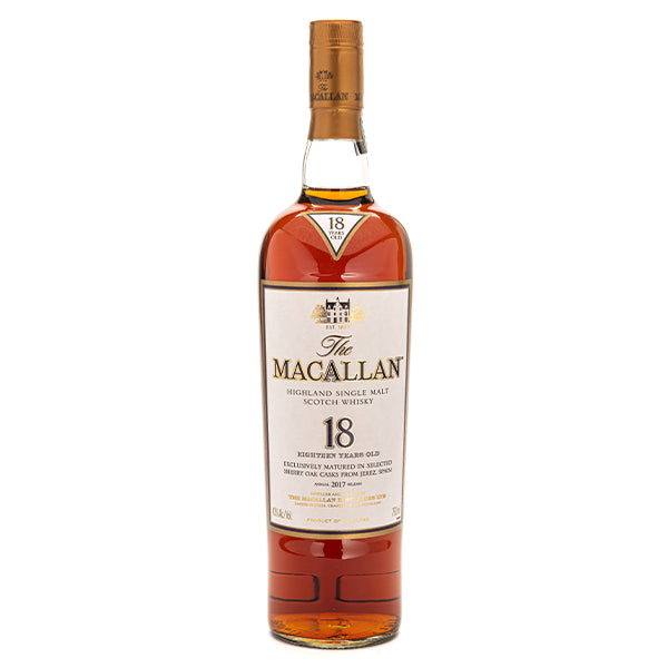 Macallan Scotch 18 Year - 750ml