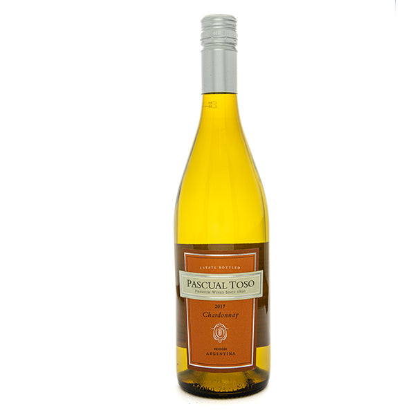 Pascual Toso 2017 Chardonnay